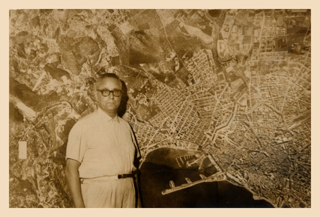 José Ferragut Pou, arquitecto mallorquín (1912-1968)