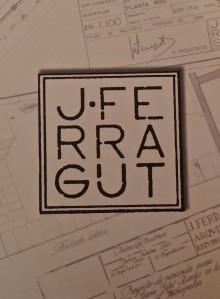Portada del libro El arquitecto José Ferragut Pou