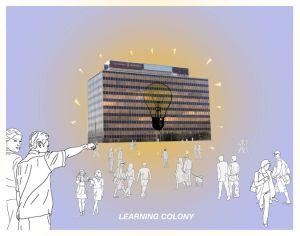 colonia de aprendizaje