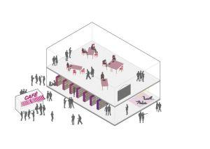 Propuesta de uso del edificio GESA como sede complementaria de la UIB, Palma de Mallorca