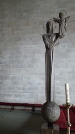 Escultura de Pere Pavía.
